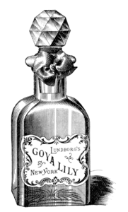 Vintage Perfume PNG Photo PNG Clip art