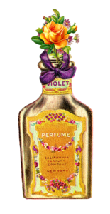 Vintage Perfume PNG Pic PNG Clip art
