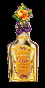 Vintage Perfume PNG Pic PNG Clip art
