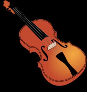 Violin Transparent Background PNG Clip art