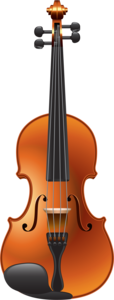 Violin Transparent PNG PNG Clip art