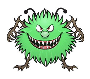 Virus PNG Transparent Picture PNG Clip art