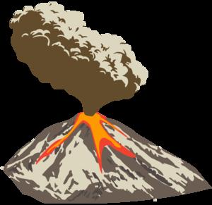 Volcano PNG Clipart PNG Clip art