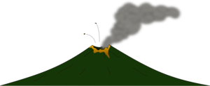 Volcano PNG File PNG Clip art