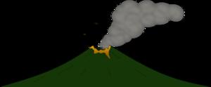 Volcano PNG File PNG Clip art