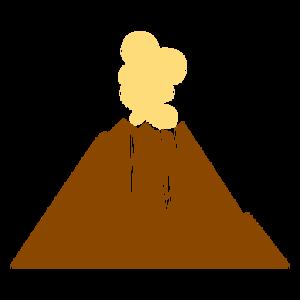 Volcano PNG Photos PNG Clip art
