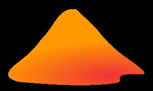 Volcano PNG Pic PNG Clip art