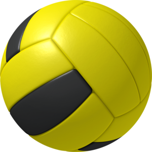 Volleyball PNG Pic PNG Clip art