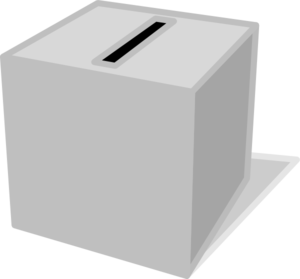 Voting Box PNG Image PNG Clip art