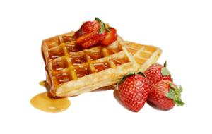 Waffles PNG File PNG Clip art