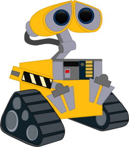 Wall-E Transparent PNG PNG Clip art