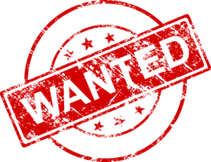 Wanted Stamp PNG Free Download PNG Clip art