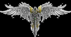 Warrior Angel PNG File PNG Clip art