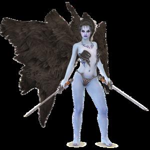 Warrior Angel Transparent PNG PNG Clip art