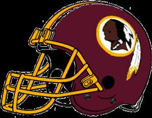 Washington Redskins PNG Pic PNG Clip art