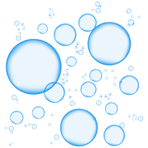 Water Bubbles Download PNG Image PNG Clip art