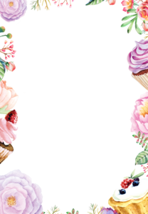 Watercolor Flowers PNG Transparent PNG icons