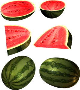 Watermelon PNG Clipart Background PNG icon