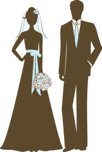 Wedding Couple PNG Image PNG Clip art