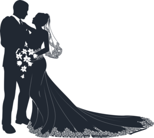 Wedding Couple PNG Transparent Image PNG Clip art