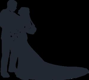 Wedding Couple PNG Transparent Image PNG Clip art