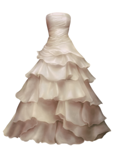 Wedding Dress PNG Picture PNG Clip art