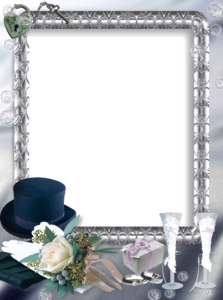 Wedding Frame PNG HD Photo PNG Clip art