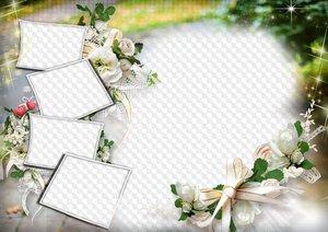 Wedding Frame PNG Image Free Download PNG Clip art
