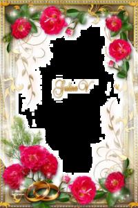 Wedding Frame PNG Transparent PNG Clip art