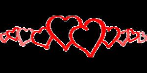 Wedding Heart Transparent PNG PNG Clip art