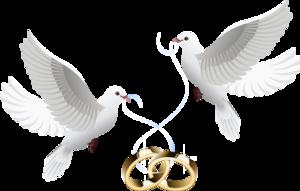 Wedding Heart PNG Clip art
