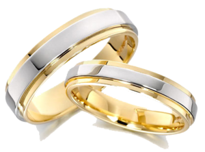 Wedding Ring Transparent Background PNG image