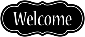 Welcome PNG Pic PNG Clip art