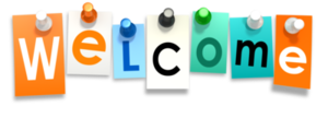 Welcome PNG Transparent Picture PNG Clip art
