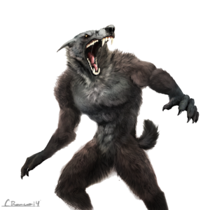 Werewolf PNG Clipart PNG Clip art