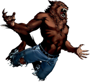 Werewolf PNG File PNG clipart