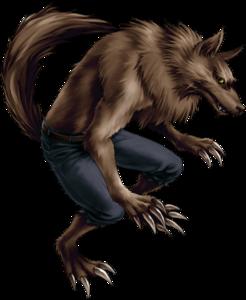 Werewolf PNG Image PNG Clip art