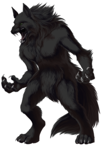 Werewolf PNG Transparent Image PNG icon