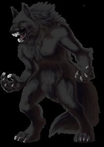 Werewolf PNG Transparent Image PNG Clip art