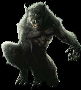 Werewolf Transparent Background PNG Clip art