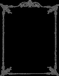 White Border Frame PNG Clipart PNG Clip art