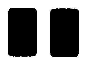 White Border Frame PNG File PNG Clip art