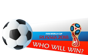 Who Will Win FIFA World Cup 2018 Football Match PNG PNG Clip art