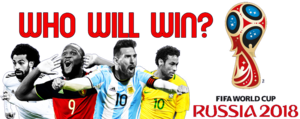 Who Will Win FIFA World Cup 2018 Team PNG PNG icons