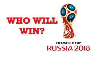 Who Will Win FIFA World Cup 2018 Trophy PNG PNG Clip art
