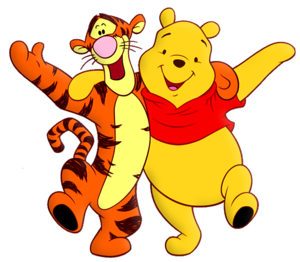 Winnie The Pooh PNG File PNG clipart