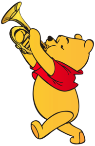 Winnie The Pooh PNG Pic PNG Clip art