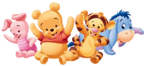 Winnie The Pooh Transparent PNG PNG Clip art