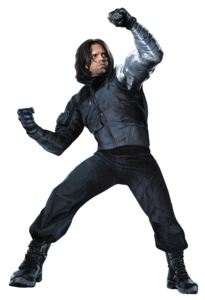 Winter Soldier Bucky PNG Clipart PNG Clip art