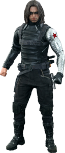 Winter Soldier Bucky PNG Photos PNG Clip art